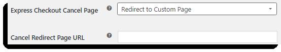 custom page URL