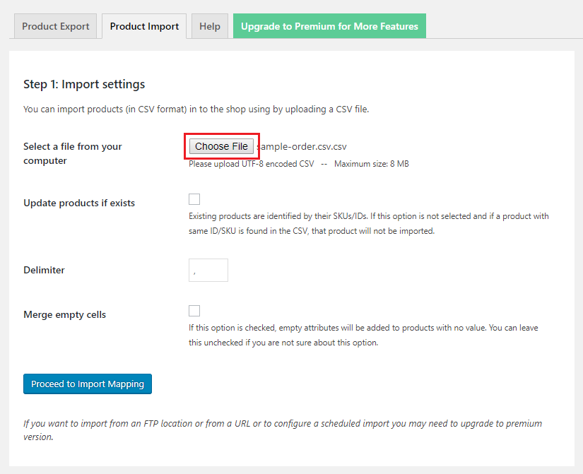 How to Import WooCommerce Products Using the Free Plugin