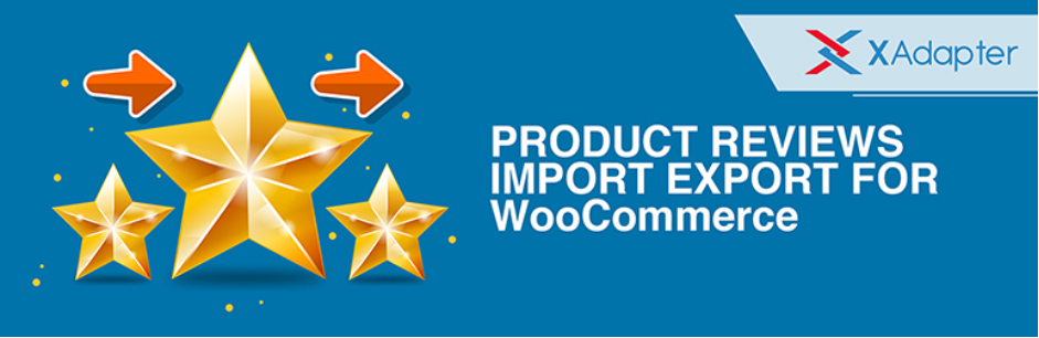 Product reviews import export plugin for WooCommerce