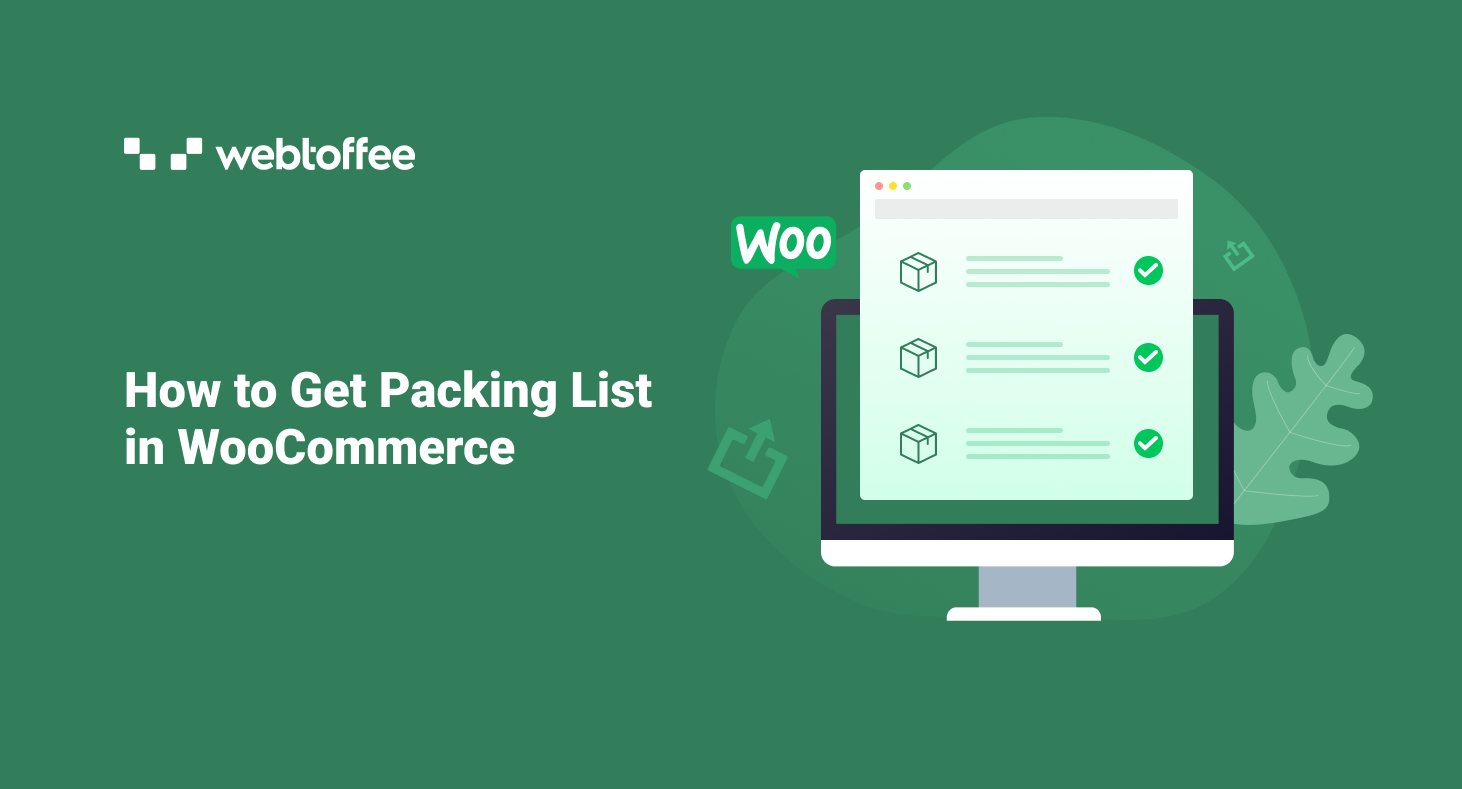 How to Get Packing List in WooCommerce