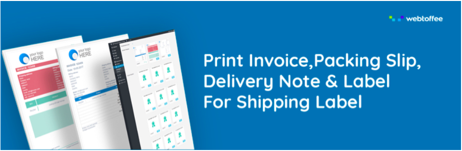 Print invoice extension