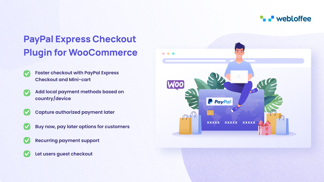 WooCommerce Paypal plugin - featured image