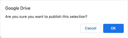 publish-confirmation