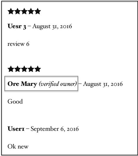 verified user tag