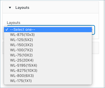 WooCommerce Address Label Layout options