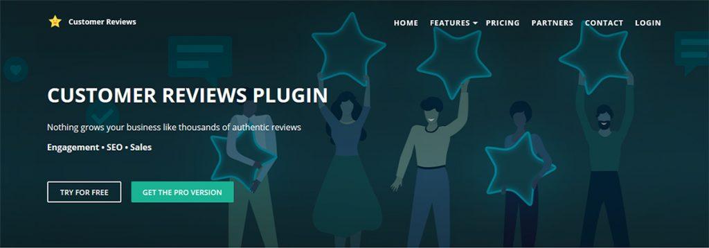 Customer Reviews plugin