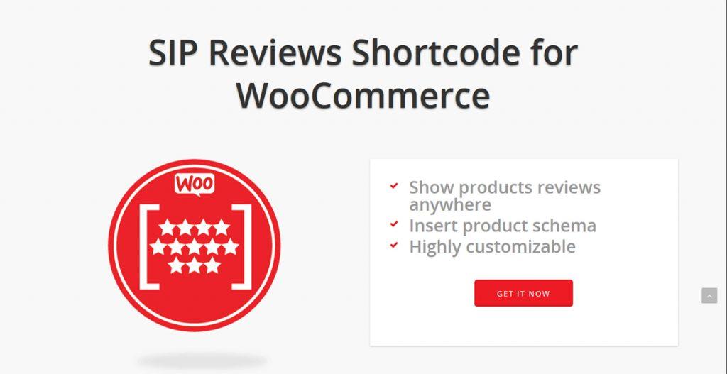 ShopItPress WooCommerce Review Plugin