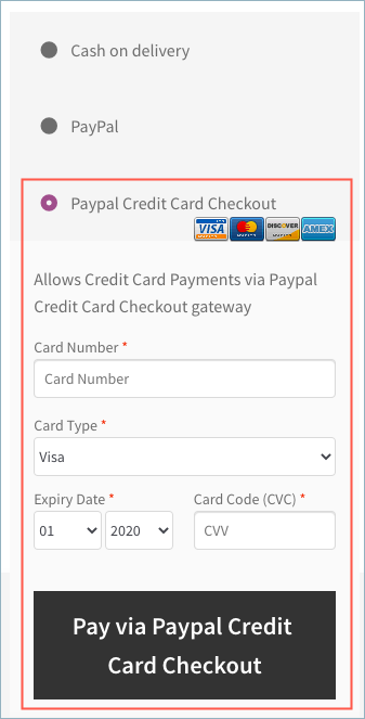 This image has an empty alt attribute; its file name is PayPal-Credit-Card-Checkout-At-the-checkout.png